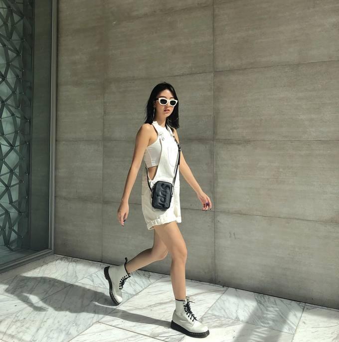 Lên đồ cho kỳ nghỉ lễ theo cách của fashionista Việt