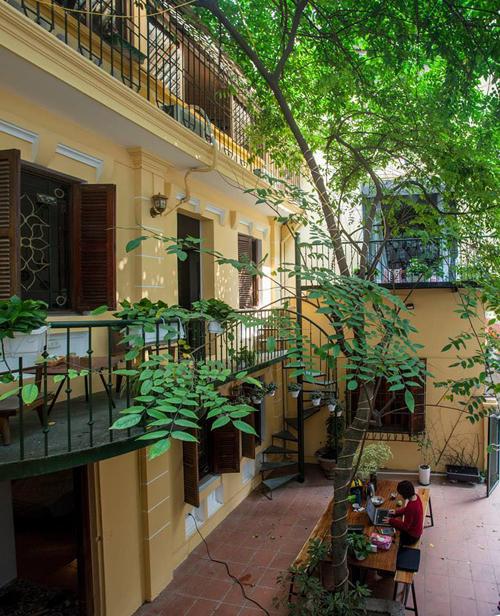 5 homestay xinh xắn như quán cà phê ở Hà Nội cho kỳ nghỉ - 9