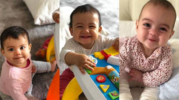 Người yêu đăng ảnh rõ mặt ba con nhỏ của C. Ronaldo