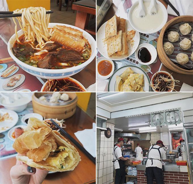 Cùng Yến Trang, Yến Nhi ăn hết cả Đài Loan
