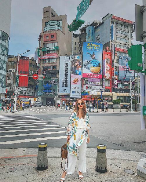 Cùng Yến Trang, Yến Nhi ăn hết cả Đài Loan - 8