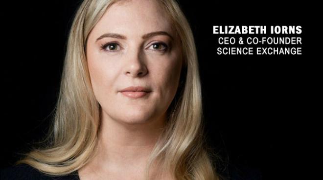 Elizabeth Iorns trở thành CEO của Science Exchange khi ở ngưỡng tuổi 30. Ảnh: Biospace