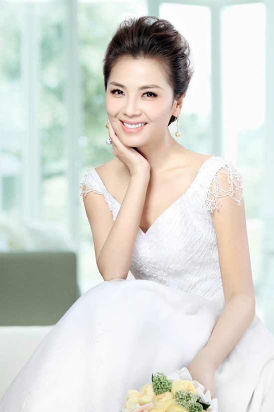 Nữ diễn viên Lưu Đào. Ảnh: ON