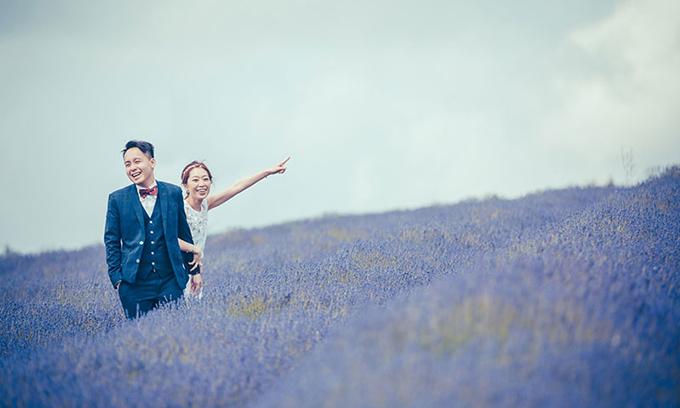 Đừng để áp lực kinh tế khiến ngày cưới của bạn bớt vui. Ảnh: Brideandbreakfast.