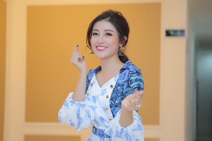 Huyền My làm giám khảo sau khi lọt top Hoa hậu đẹp nhất thế giới 2017