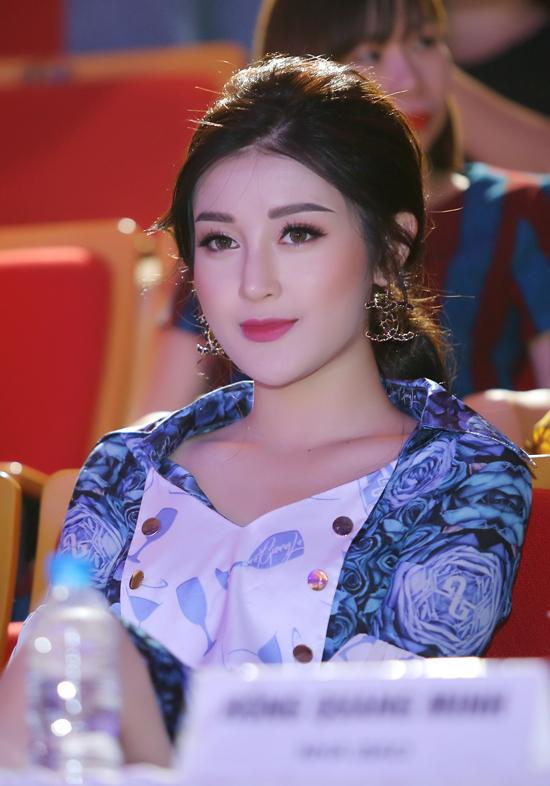 Huyền My làm giám khảo sau khi lọt top Hoa hậu đẹp nhất thế giới 2017 - 7