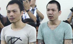Hai tử tù vượt ngục lĩnh án