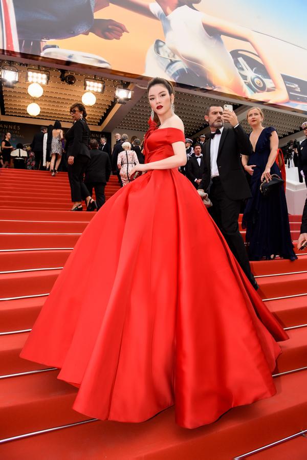 Lý Nhã Kỳ cũng là nhà đồng đầu tư và sản xuất của Việt Nam có phim nằm trong danh sách tranh giải Un Certain Regard tại Cannes 2018. Theo lịch của ban tổ chức, phim Angel Face mà cô sản xuấtđược chiếu khai mạc vào ngày 12/5. Sau đó, tác phẩm do nữ diễn viên đoạt giải Oscar - Marion Cotillard - đóng chính sẽ được phát hành rộng rãi vào ngày 23/5.
