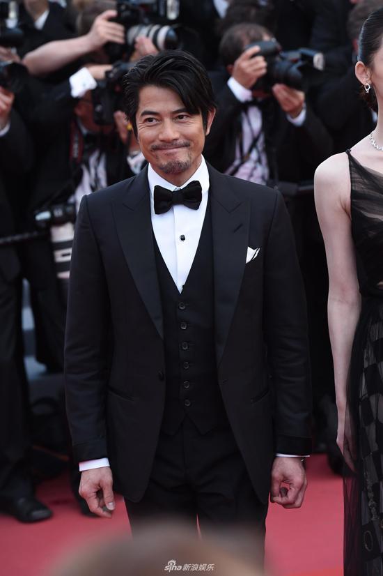 Nam diễn viên Quách Phú Thành.