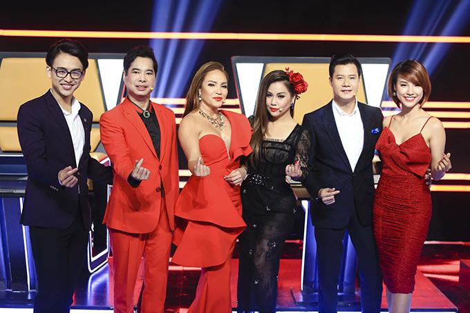 Thanh Hà thay Phương Thanh làm giám khảo cùng Ngọc Sơn, Minh Tuyết, Quang Dũng trong hai tập.
