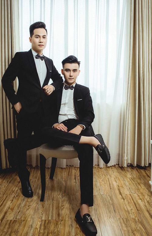 Hôn lễ tình trong biển tình của cặp đồng tính nam đẹp như tài tử điện ảnh - 5