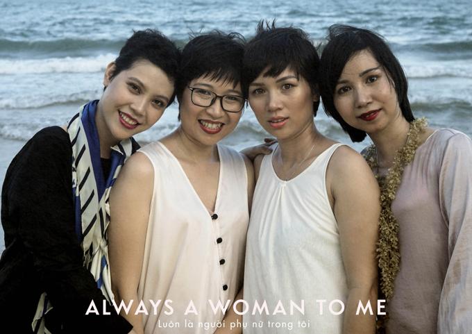 Nhân dịp Ngày của mẹ (13/5), NTK Li Lam đã thực hiện một dự án đặc biệt ý nghĩa dành cho những bệnh nhân ung thư vú mang tên Always awoman to me, tạm dịch là Luôn là người phụ nữ trong tôi.