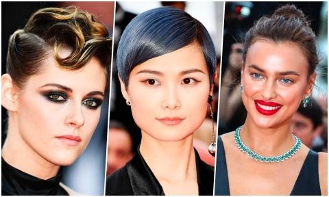 10 mỹ nhân trang điểm ấn tượng tại Cannes 2018
