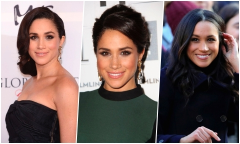 10 kiểu tóc thanh lịch giúp Meghan Markle ghi điểm trong mắt công chúng