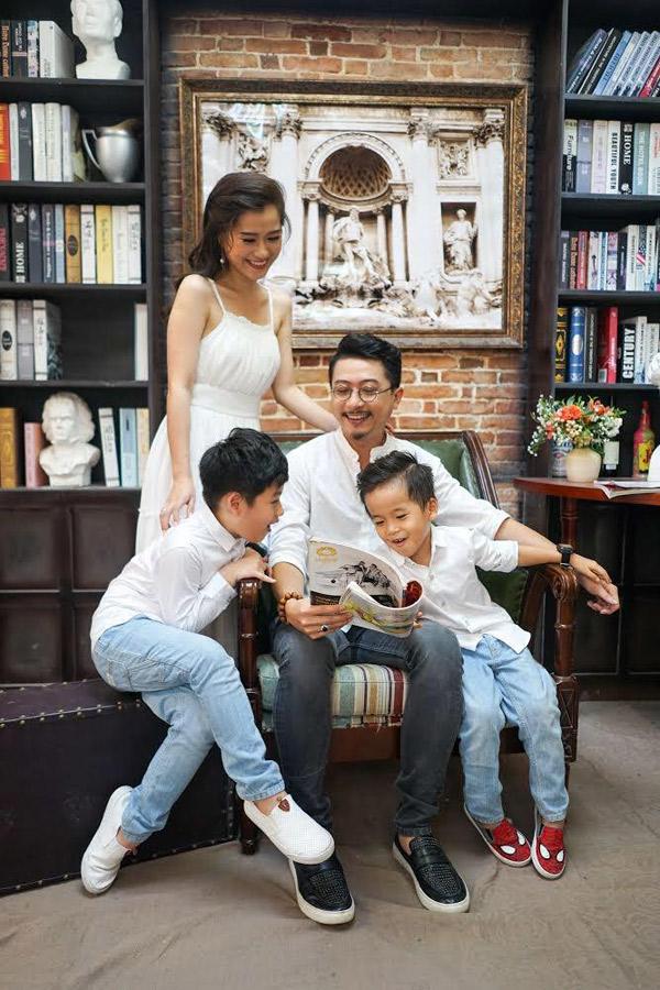Lâm Vĩ Dạ khoe cô và ông xã chưa từng xảy ra cãi vã, xung đột lớn. Nữ diễn viên rất hài lòng với hạnh phúc hiện tại.