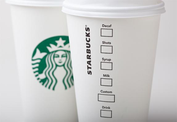 Mật mã riêng chỉ nhân viên Starbucks mới biết - 2