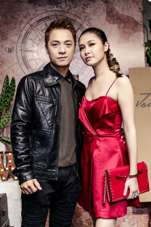 Trang Trần khoe ngực - 6