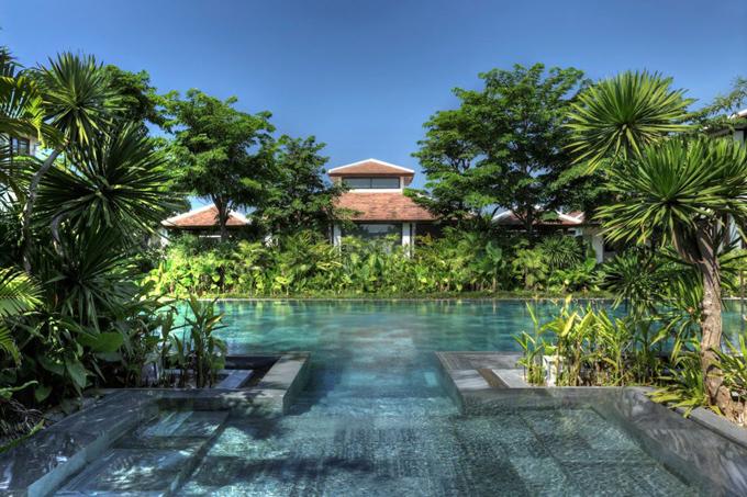 Cái tên thứ 2 lọt vào danh sách này là Fusion Maia, Đà Nẵng. Khuresort nằm ở quận Ngũ Hành Sơn,nổi bật với các trải nghiệm spa, yoga riêng biệt dành cho du khách.