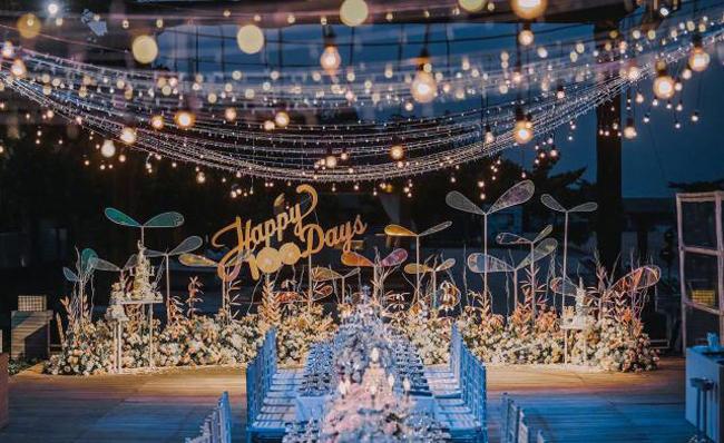1 ngày trước đám cưới, sao Thiên sơn mộ tuyết làm tiệc 100 ngày cho con - 5