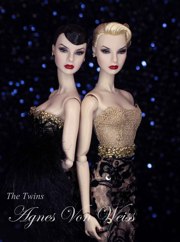 Các mẫu búp bê cao cấp được nhà thiết kế yêu chiều gọi là nàng thơ, từ hình ảnh kiêu sa và quyến rũ của dòng fashion doll, Minh Tú đã tạo nên nhiều mẫu đầm bắt mắt.
