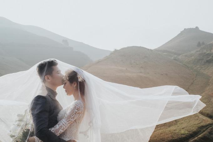 Lâm Vũ và vợ Việt kiều lặn lội lên Sapa chụp ảnh cưới - page 2 - 1