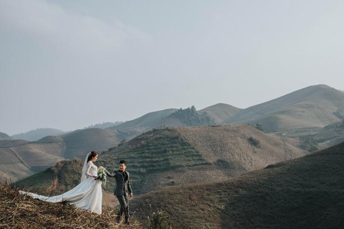 Lâm Vũ và vợ Việt kiều lặn lội lên Sapa chụp ảnh cưới - page 2 - 2