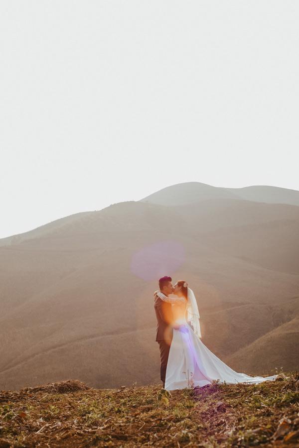 Lâm Vũ và vợ Việt kiều lặn lội lên Sapa chụp ảnh cưới - page 2 - 4