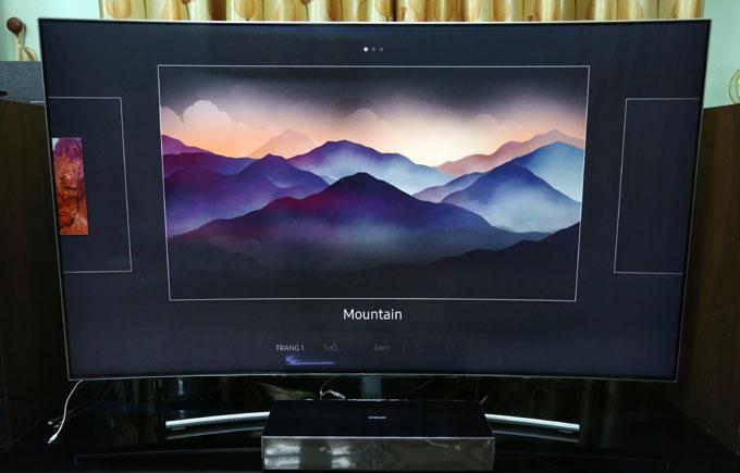 Samsung Qled 2018: Khi TV là tác phẩm nghệ thuật - 3