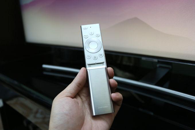 Samsung Qled 2018: Khi TV là tác phẩm nghệ thuật - 2