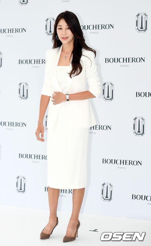 Người đẹp Jeon Mi Ra.