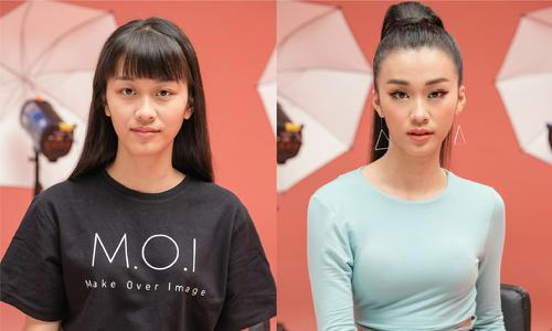 Sau make up, 7 cô gái lập tức biến thành con người khác