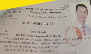Đại ca giang hồ ở Thanh Hóa sai đàn em dùng súng hoa cải bắn đối thủ