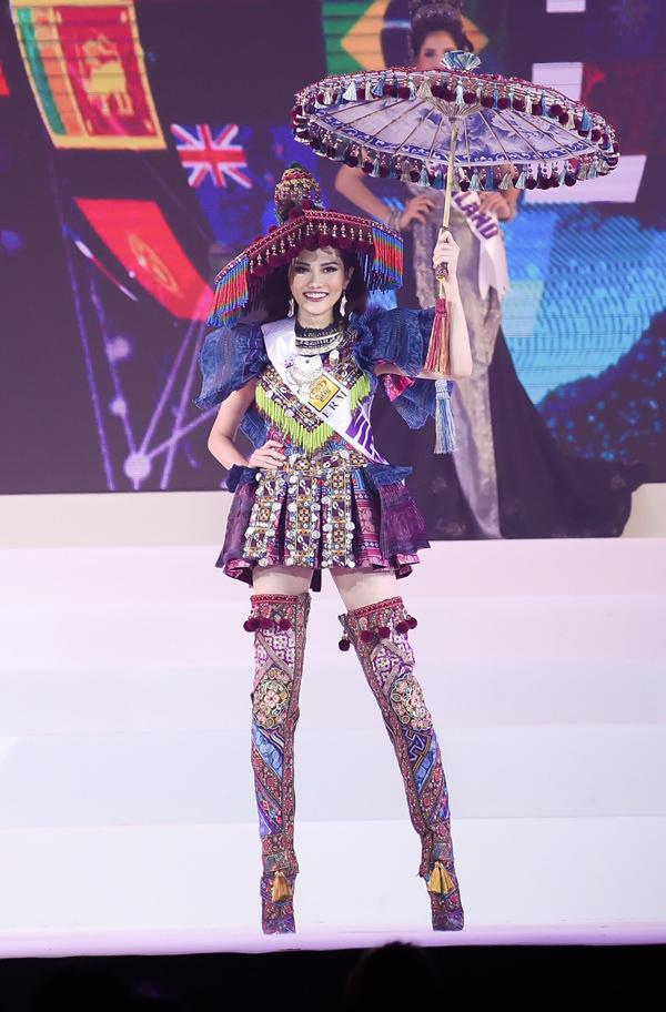 BTC quên trao vương miện Nữ hoàng Du lịch Toàn cầu cho Diệu Linh - 5