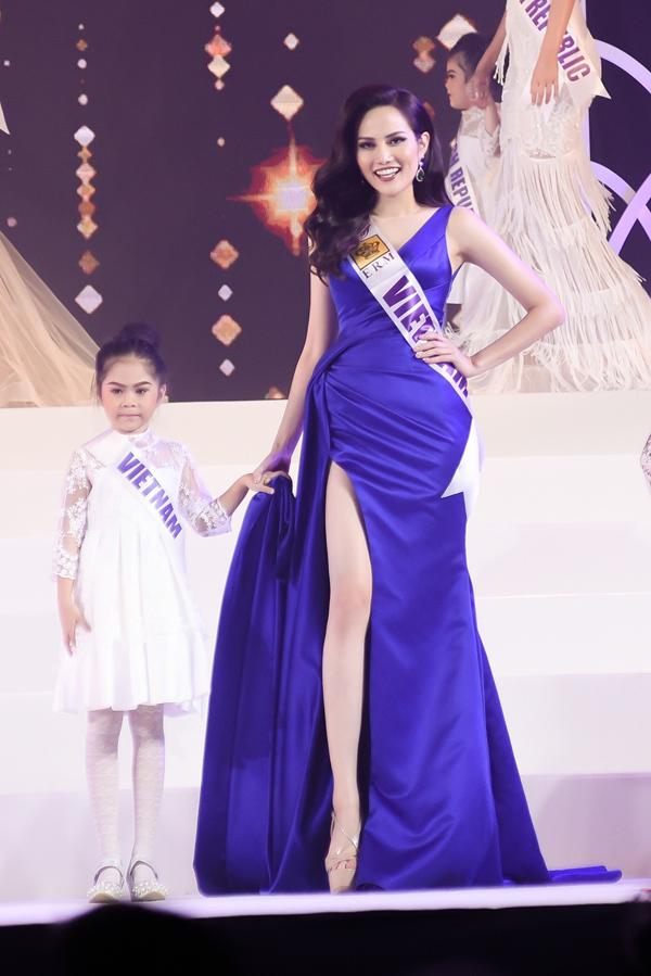 BTC quên trao vương miện Nữ hoàng Du lịch Toàn cầu cho Diệu Linh - 6