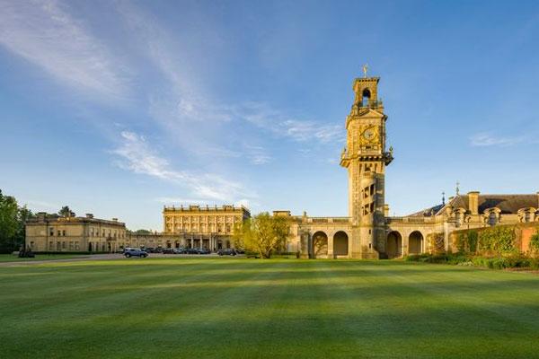 Cliveden House, Berkshire là nơi tổ chức sự kiện sang trọng bậc nhất ở Anh.