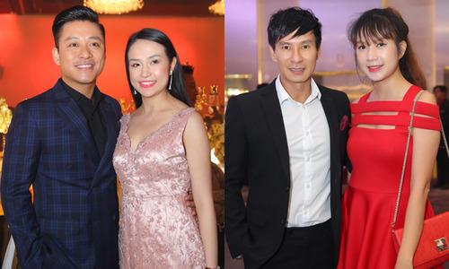 Vợ chồng Tuấn Hưng cùng dàn sao tới chúc mừng Lâm Vũ