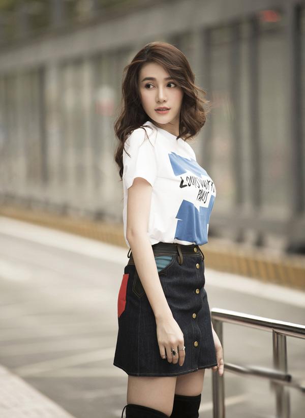 Thời gian ở ẩn, Lê Hà âm thầm chuẩn bị thử sức kinh doanh riêng. Cô ý thức nghề người mẫu chỉ có thời nên quyết định mở cửa hàng thời trang để có thu nhập ổn định.