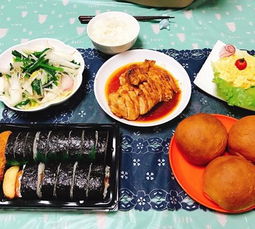 Mâm cơm Việt - Nhật kết hợp của nàng dâu Hải Dương - ảnh 10