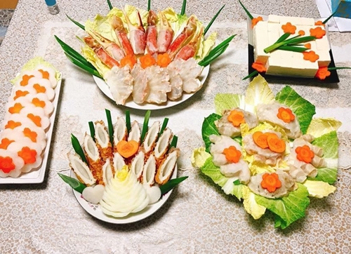 Mâm cơm Việt - Nhật kết hợp của nàng dâu Hải Dương - ảnh 5