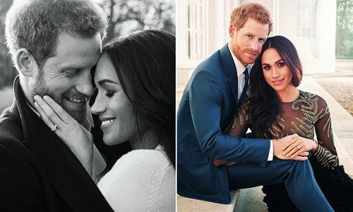 Harry - Meghan: Từ 'tiếng sét ái tình' đến đám cưới hoàng gia