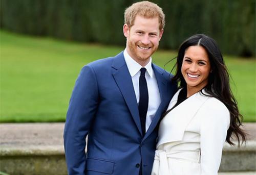 Vợ chồng Trump quyên góp từ thiện thay quà cưới cho hoàng tử Harry - ảnh 2