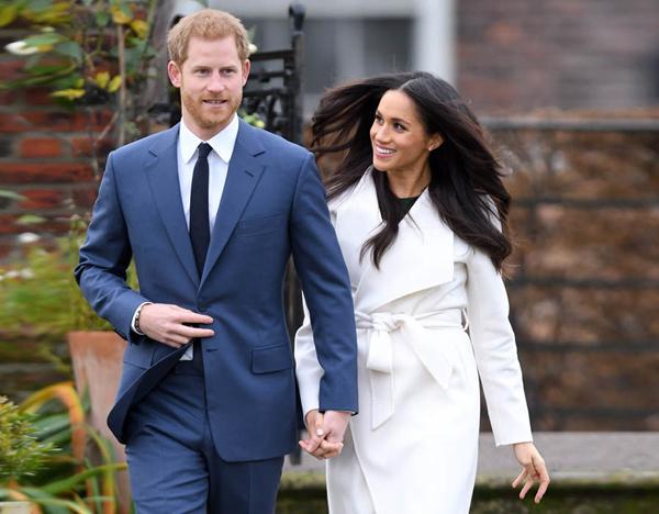 Hoàng tử Harry và vợ không đi trăng mật sau đám cưới - ảnh 1
