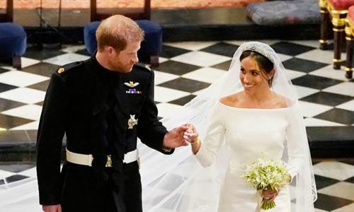 Đám cưới Harry giúp Anh thu về hơn 670 triệu USD