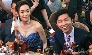 Làm mẹ đơn thân, Hoa hậu Hong Kong chạy show kiếm tiền nuôi con