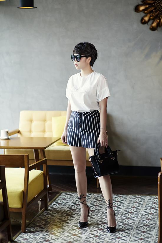 Váy áo vintage làm mới phong cách cho nàng công sở - 3
