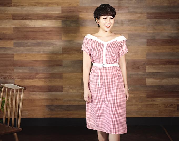 Váy áo vintage làm mới phong cách cho nàng công sở - 7