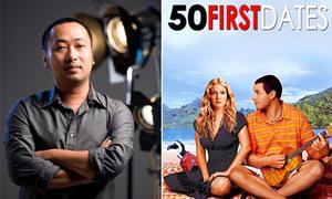 Nguyễn Quang Dũng tìm diễn viên cho bản Việt hóa '50 First Dates'