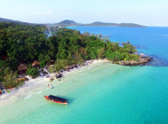 Những thiên đường biển đảo ở Campuchia, sát vách Việt Nam - 1