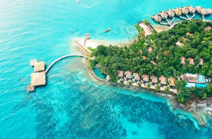 Những thiên đường biển đảo ở Campuchia, sát vách Việt Nam