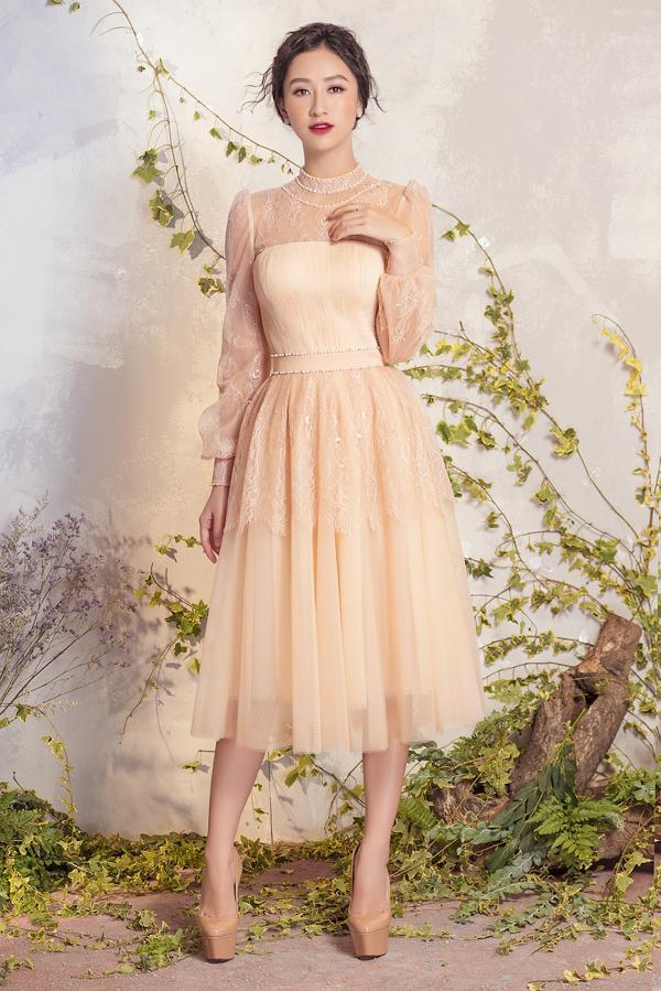 Váy ren - 9